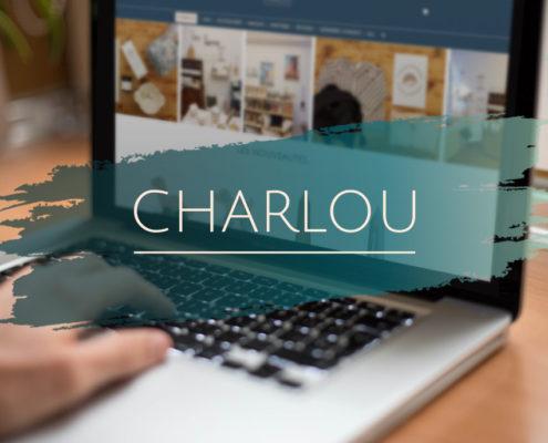 Création de site e-commerce - Internet / Web - Charlou - Nantes