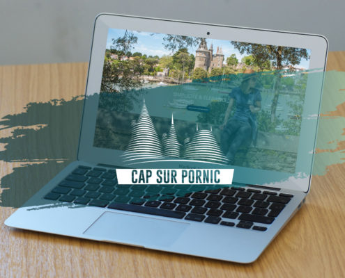 Pornic - Création de site internet e-commerce - Cap sur Pornic