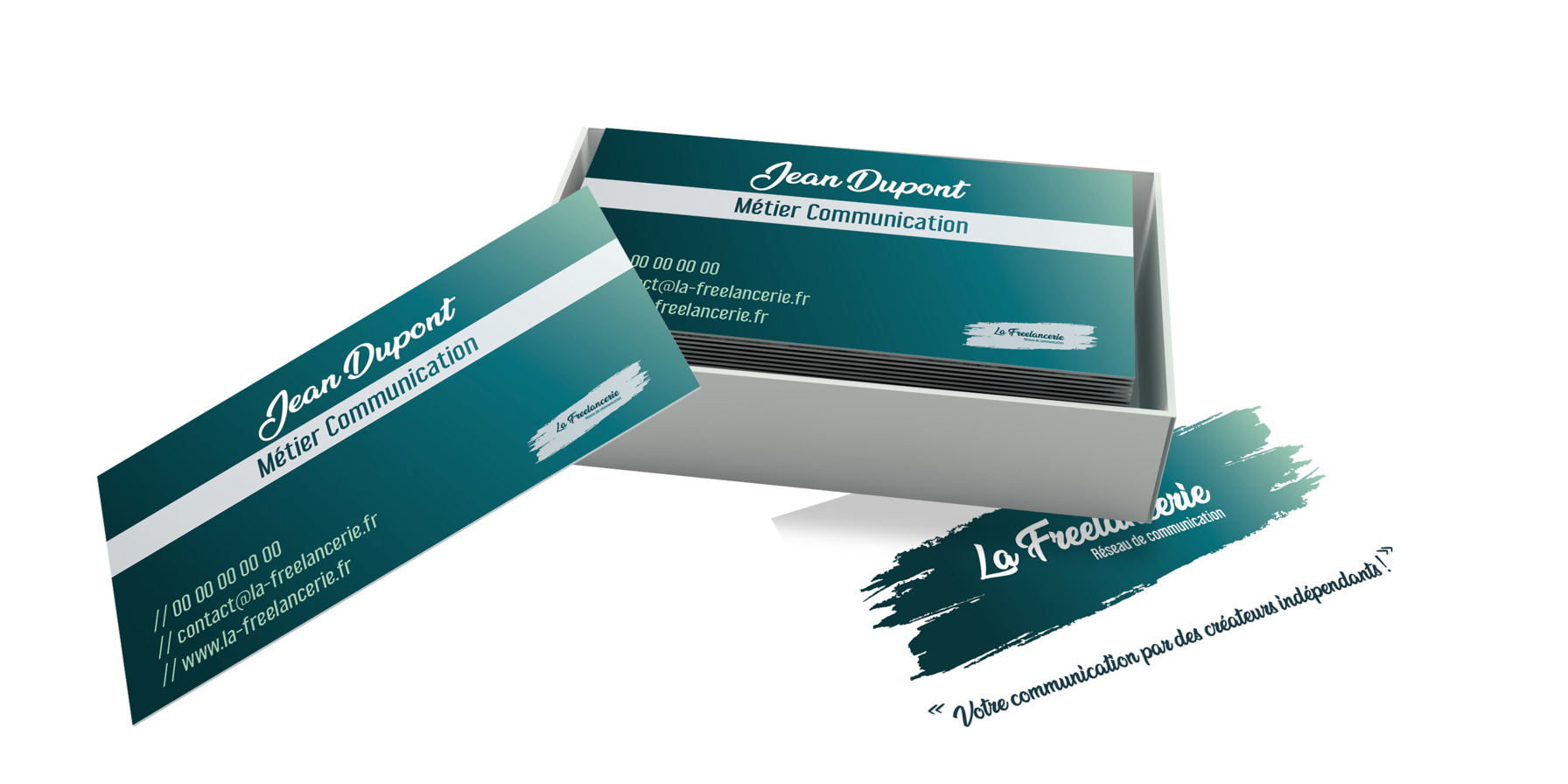 Création graphique - Flyer - Dépliant - Clé USB - Mug - Sac - Carte de visite
