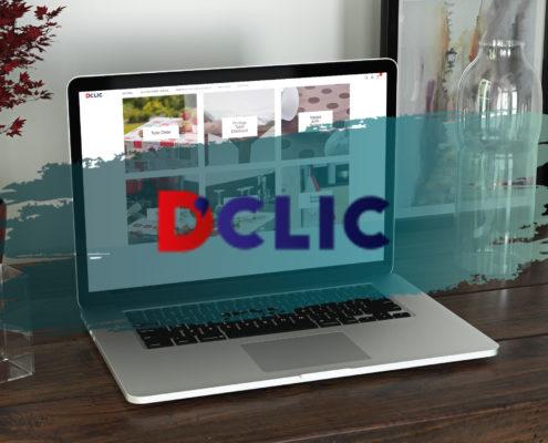 Création boutique en ligne Cholet - DCLIC