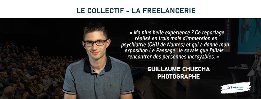 Guillaume Chueca - Photographe Professionnel - Nantes - La Freelancerie