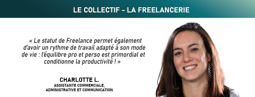 Charlotte Le Doyen - Freelance