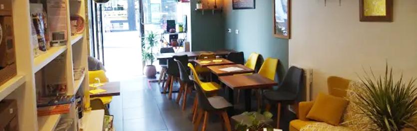 BLOSSOM CAFE - 4 Rue Copernic, 44000 Nantes