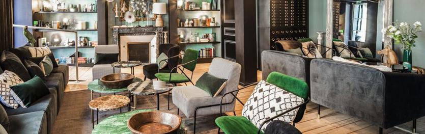 Maisons du monde hotel and suites - coworking nantes